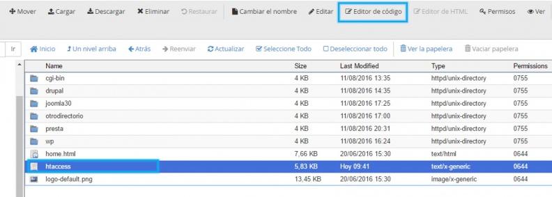 Anexo 3 Editor de código